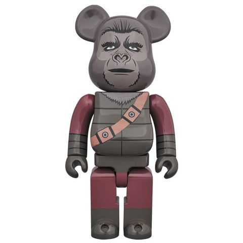 Planet of the Apes: Soldier Ape 400% Bearbrick (PRE-ORDER)