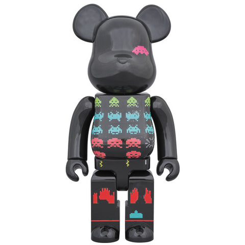 Space Invaders 400% Bearbrick (PRE-ORDER)