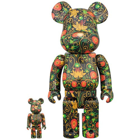SSUR 100% & 400% Bearbrick Set