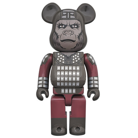 Planet of the Apes: General Ursus 400% Bearbrick (PRE-ORDER)