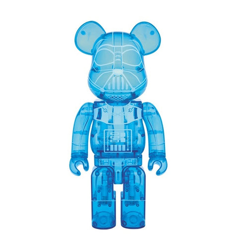 Star Wars Darth Vader Holographic 400% Bearbrick