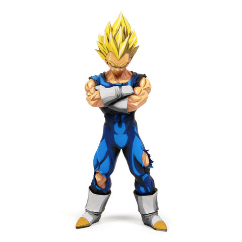 Dragon Ball Z Manga Dimensions Super Saiyan Vegeta