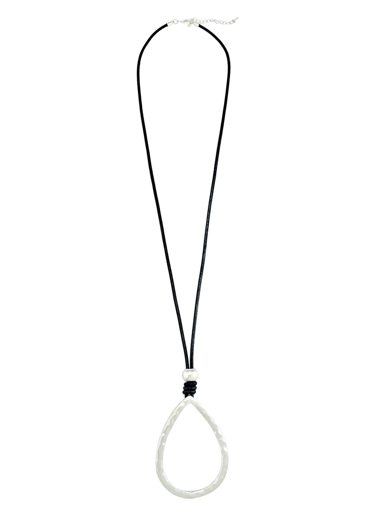 MERX - TEAR DROP NECKLACE