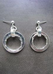 FRAN GREEN - MAUREEN ROUND LOOP EARRING - 1056447