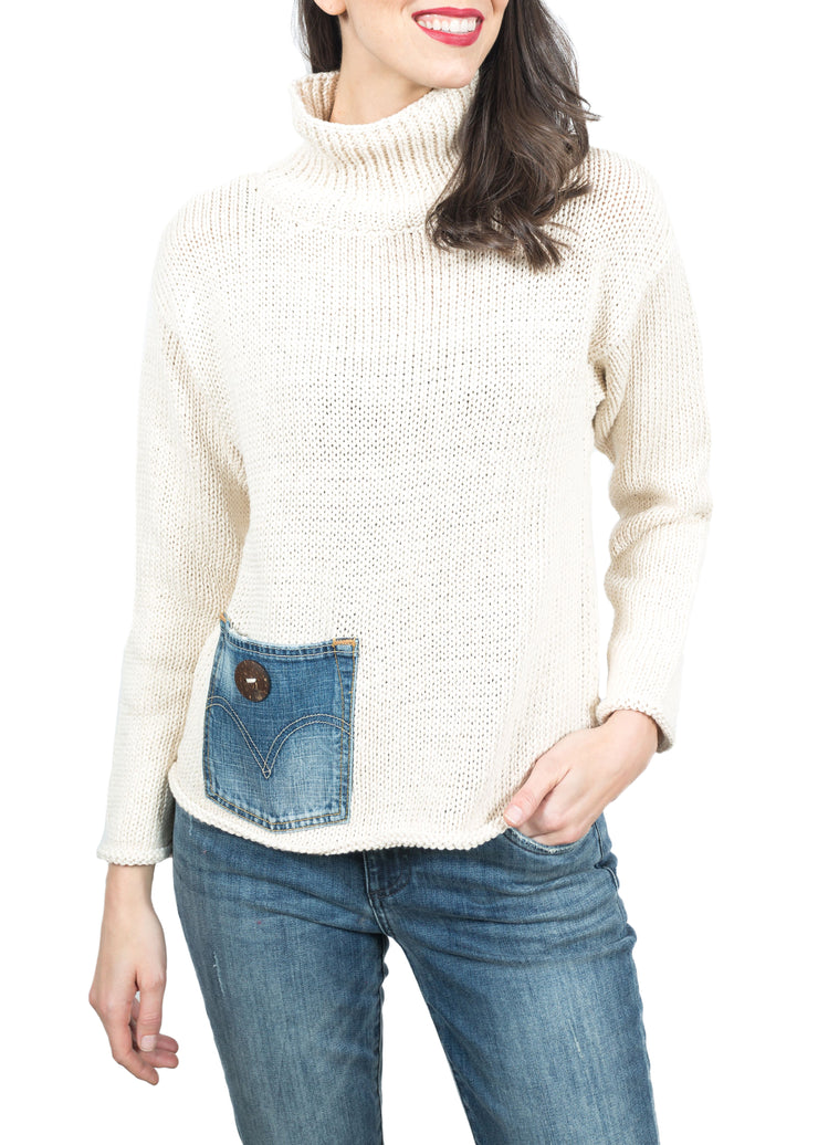 EMERIE PULLOVER SWEATER