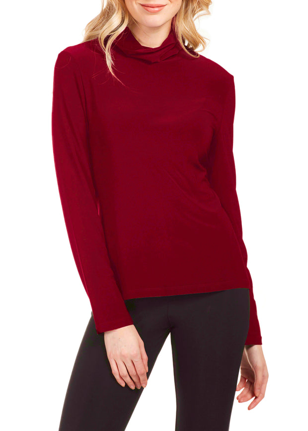 FRANK LYMAN - TURTLE NECK TOP