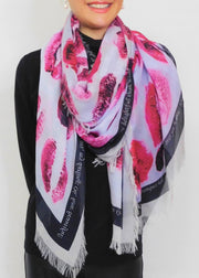 KISSES FROM HEAVEN SCARF