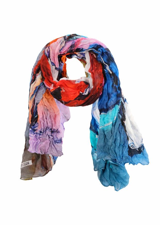 SHOPPING IN NEW YORK SCARF