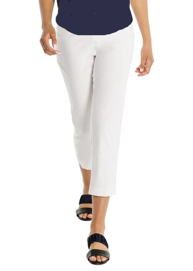 PULL ON TUMMY CONTROL CAPRI PANT
