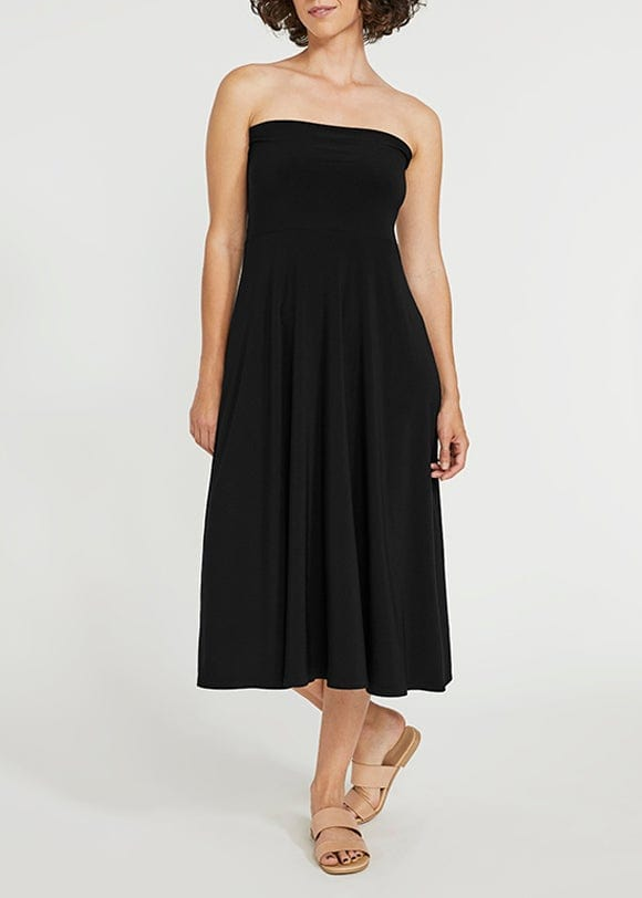 SYMPLI - JERSEY A-LINE SKIRT DRESS (SKESS)
