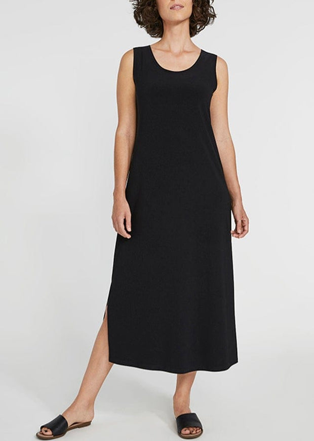 SYMPLI -  GO TO SLEEVELESS DRESS