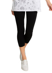 BASIC ¾ LENGTH LEGGING
