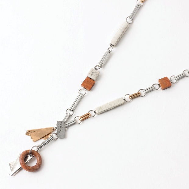 519460 Anne-Marie Chagnon Liza Necklace  Brushwood