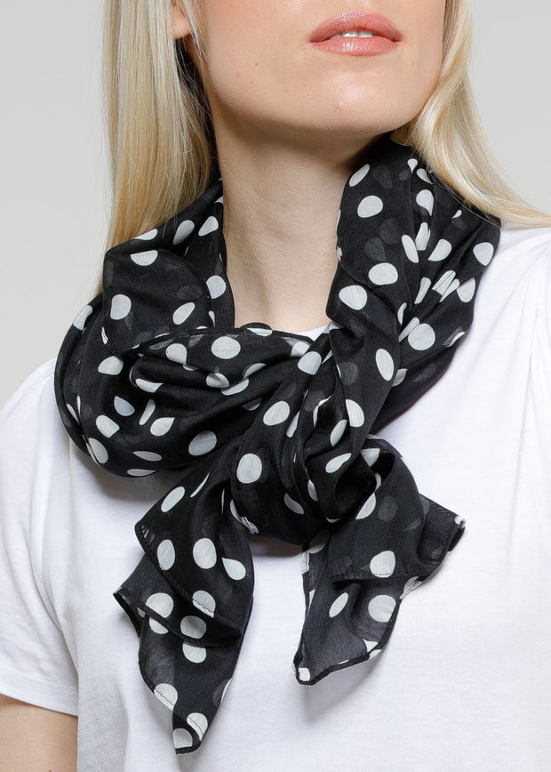 FRAAS - DOTS SCARF