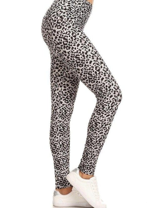 CHEETAH HIGH WAIST LEGGING - FLIRTY & FEMME