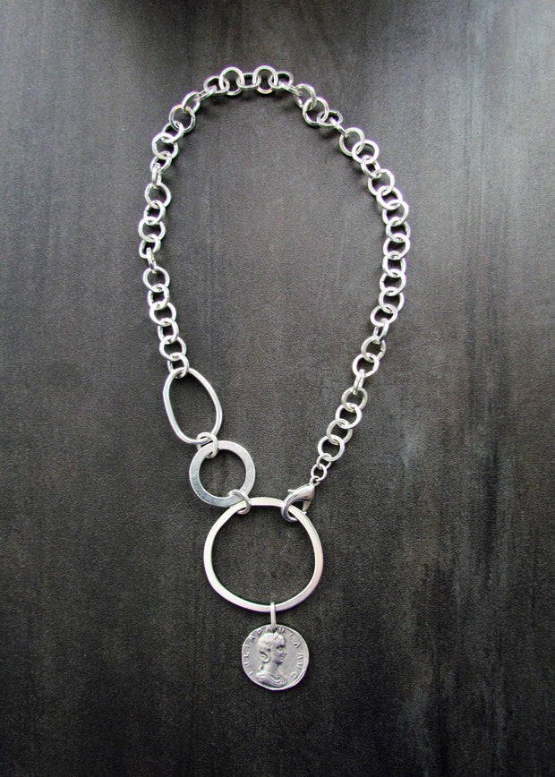 FRAN GREEN - COLLABORATION 6 IN 1 NECKLACE - 1053995
