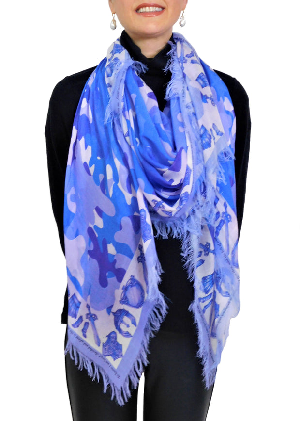 THE ARMOUR OF LOVE SCARF