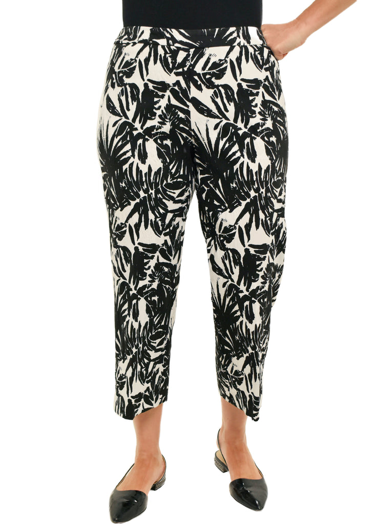 LISETTE L - MALDIVES CROP TROUSER 1052881- 658600