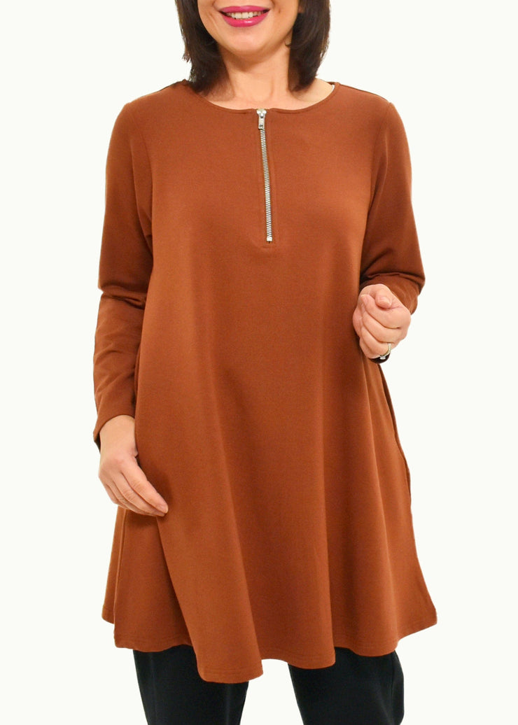 CCB - QUARTZ STONE PENDANT NECKLACE