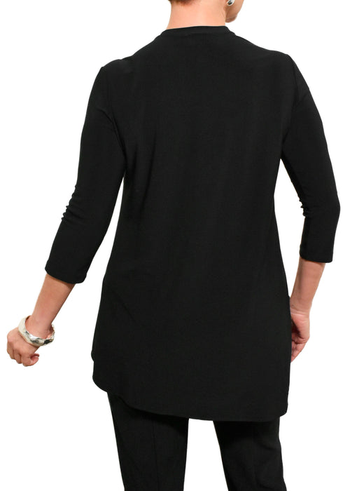 ASYMMETRICAL POCKET TUNIC - GILMOUR