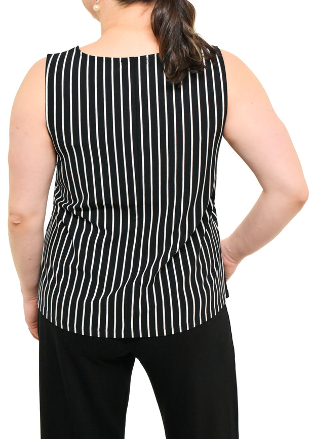 HABITAT - BASIC STRIPED JERSEY TANK TOP