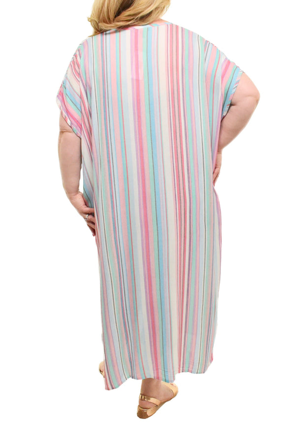 T JEWELS-FIESTA TASSEL EARRING