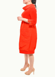 BAT AMI - OMEGA SQUARE DROP EARRING