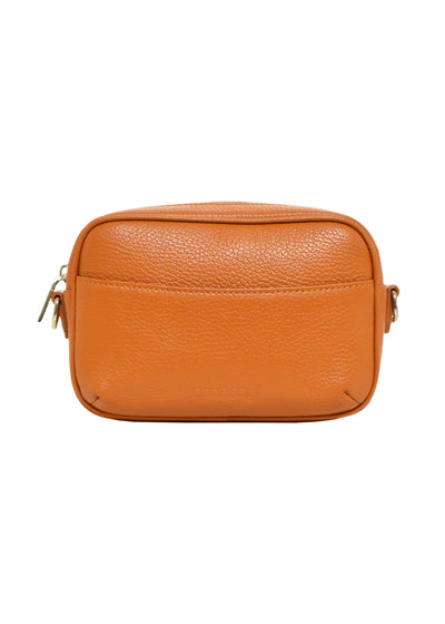 URBAN CROSSBODY BELT BAG - BROWN