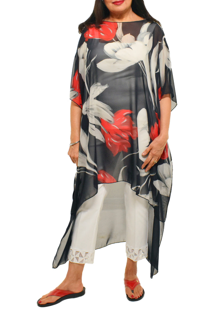 ALISHA D - MULTI PENDANT NECKLACE