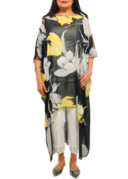 BAMBOO RAGLAN SLEEVE DRESS - GILMOUR
