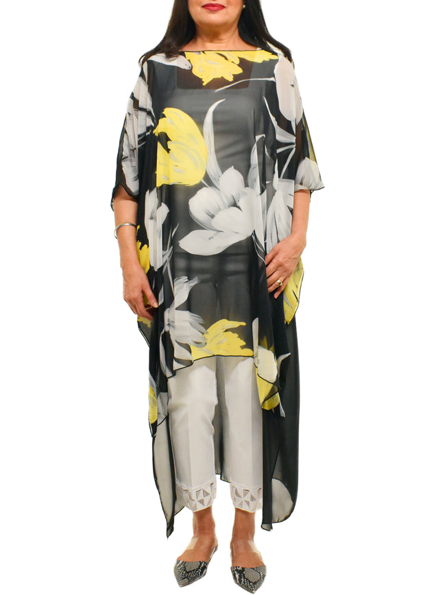 BAMBOO RAGLAN SLEEVE DRESS - GILMOUR - 1053934