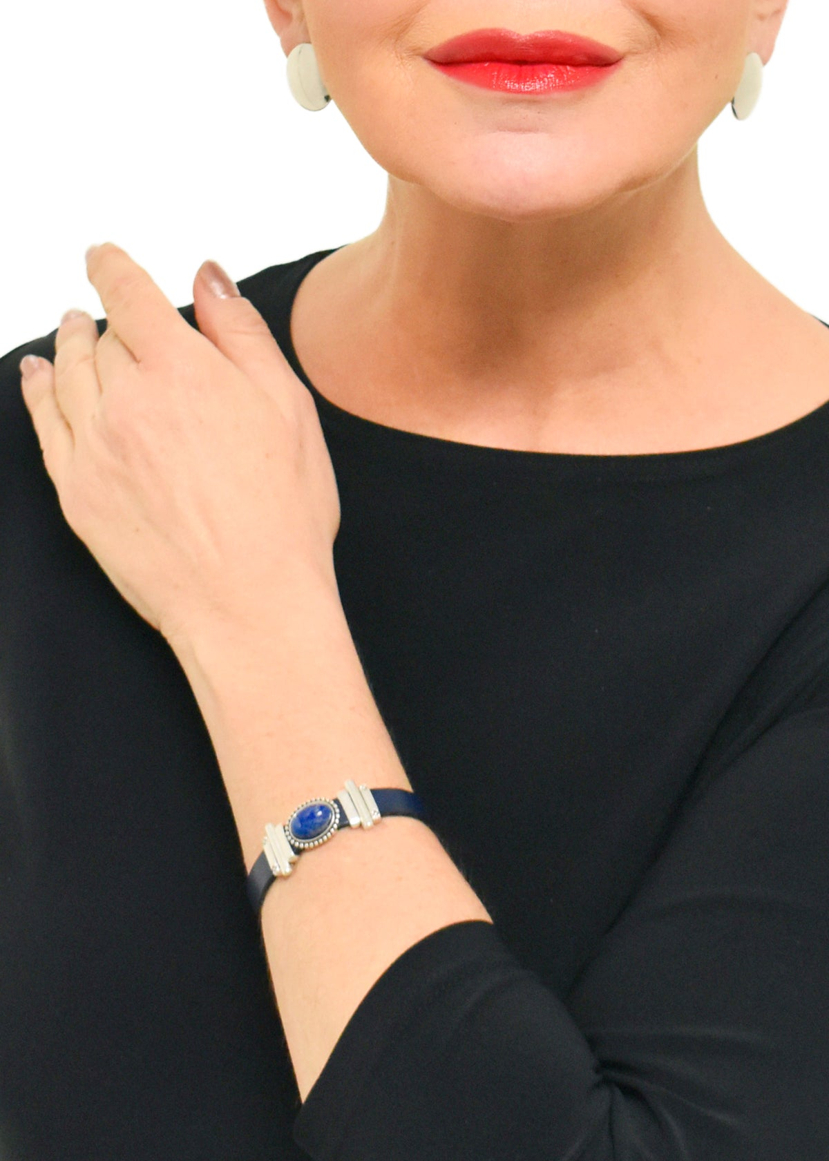 STRIPE BLOUSE - FOXCROFT