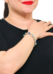 FOCUS - 2 POCKET STRIPE TUNIC