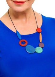LAST BUT NOT LEAST- SILK SKIRT - PURPLE-  1053117 - 3141
