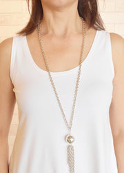 PLAID SMART GLOVES - BLACK