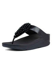FITFLOP - FINO SEQUIN TOE THONGS - 1055342- BC4-090
