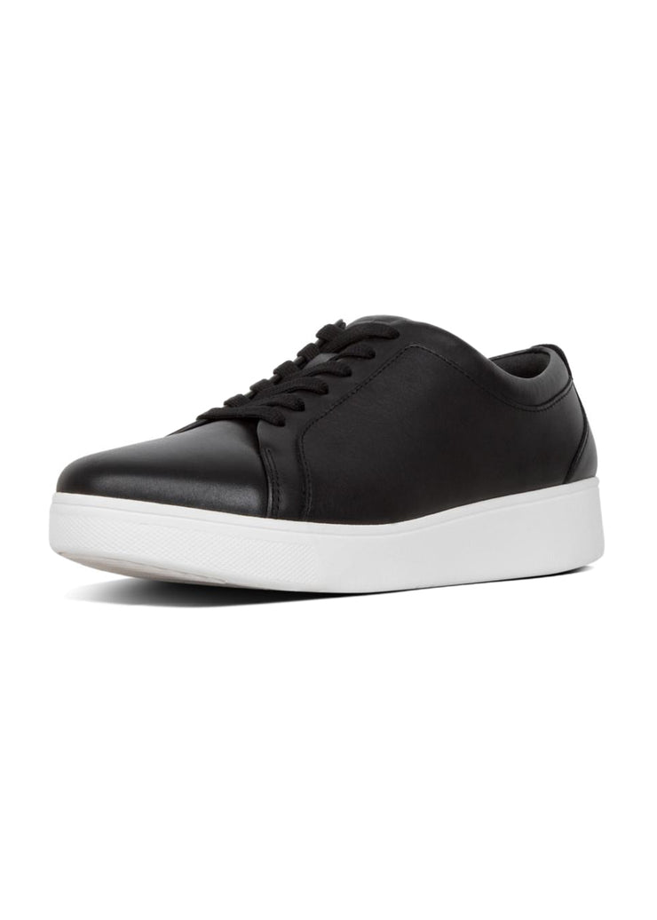 FITFLOP - RALLY LEATHER SNEAKER