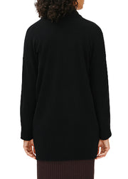 EILEEN FISHER - CASHMERE BOXY LONG CARDIGAN