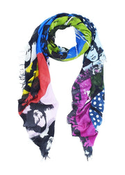 SUZI ROHER - LIMITED EDITION SCARF