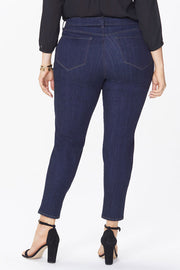 AMI SKINNY WOMENS - COOPER (MID BLUE) AND RINSE (DARK INDIGO) sizes 14W to 28W