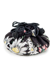COTTON JEWELLERY POUCH BAG