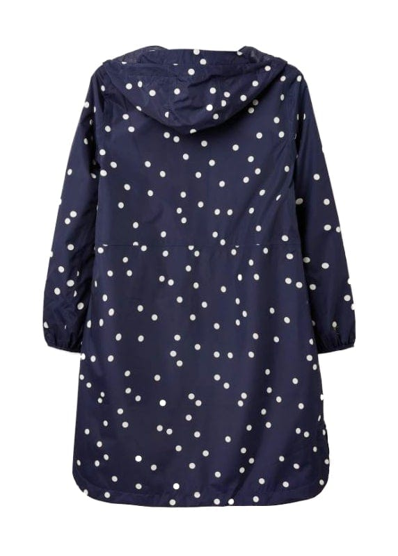 POLKA DOT RAIN COAT