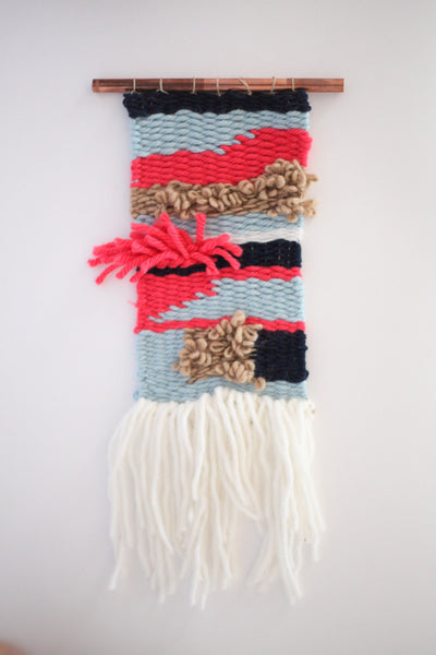 Weaving Wall Coral