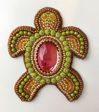 Bead Embroidery Two: April 27, 10am - 2pm | Class Sign Up