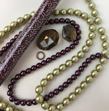 Holiday Pearls Jewelry Set: December 7, 10am - 12:30pm | Class Sign-Up
