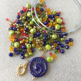 Sunburst Memory Wire Bracelet Kit