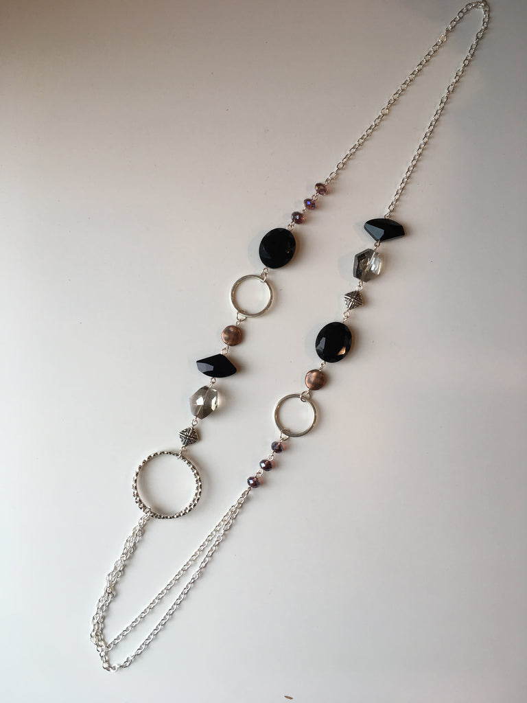 Simple Wire Loop Necklace: December 14, 1 - 3:30 pm | Class Sign-Up