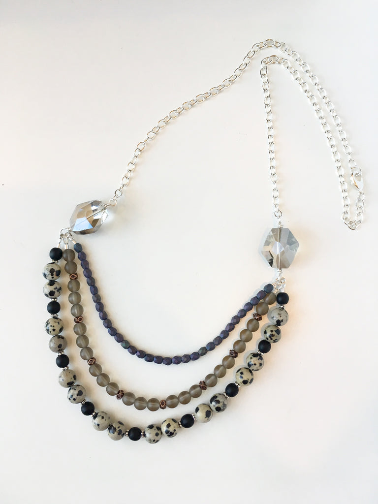 Stunning Strands Necklace: December 16, 3-5 pm | Class Sign-Up