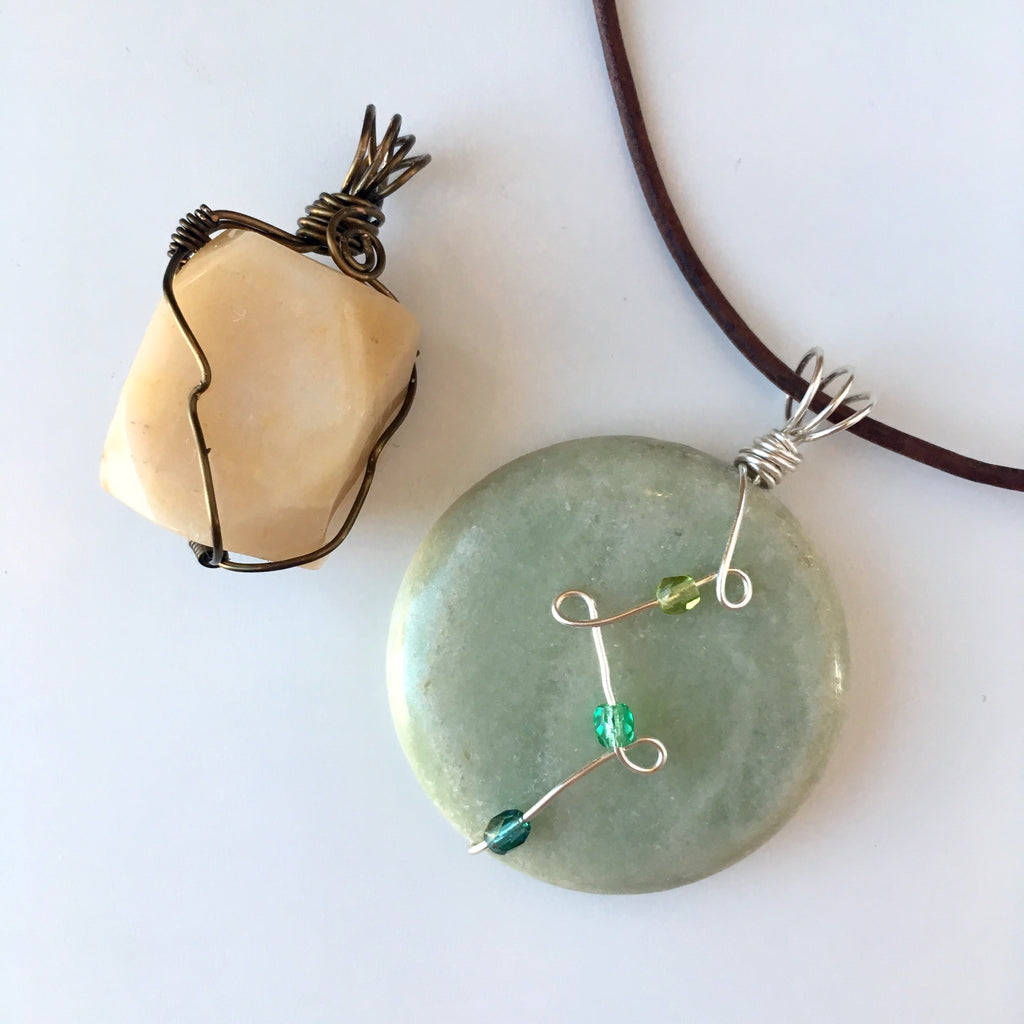 Focal Stone Wrapping: May 5, 10am - 12pm | Class Sign-Up