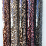 11/0 Fall Metals Seed Bead Mix